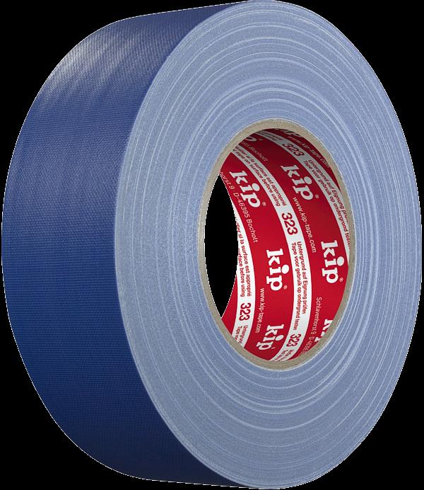 Kip 323 Gaffer's Tape blau