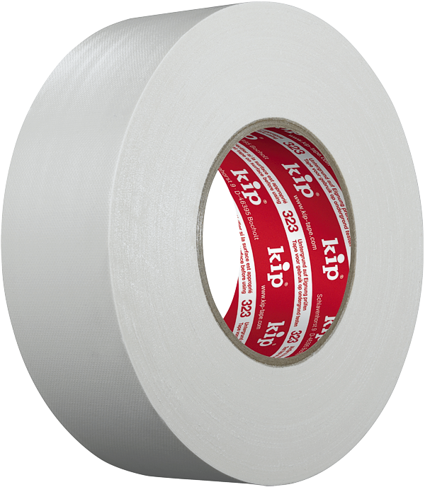 Kip 323 Gaffer's Tape weiß