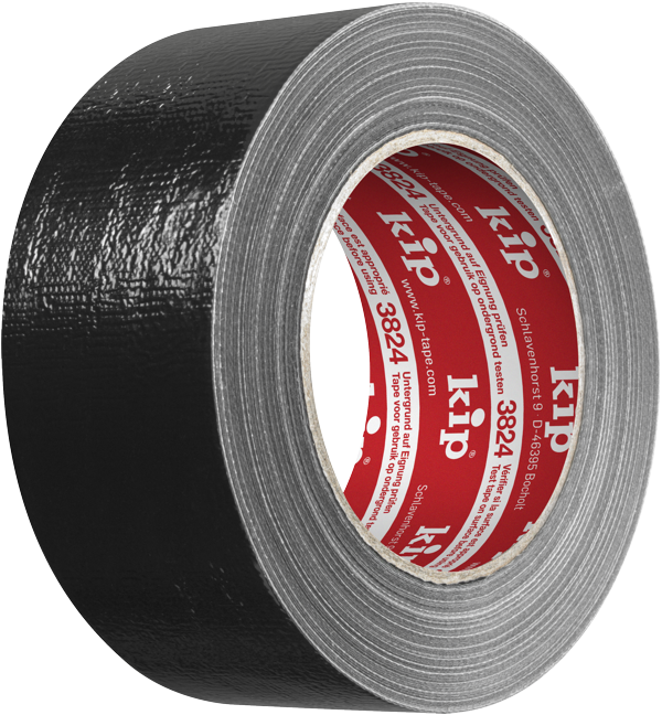 Kip 3824 Steinband black