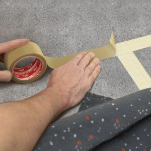 Kip 389 Messebau-Teppichband